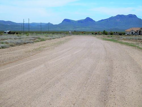 Very Nice Lot At $75 Per Month : Douglas : Cochise County : Arizona