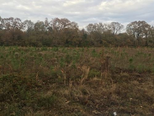7.7 Acres In Holmes County In Duran : Durant : Holmes County : Mississippi