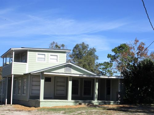 Farm House Acreage Chiefland : Chiefland : Levy County : Florida