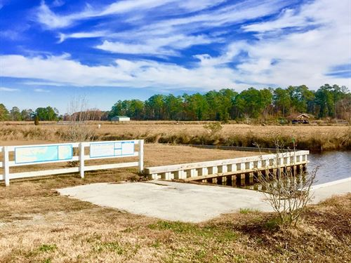 Waterfront Lot Subdivision Belhaven : Belhaven : Beaufort County : North Carolina