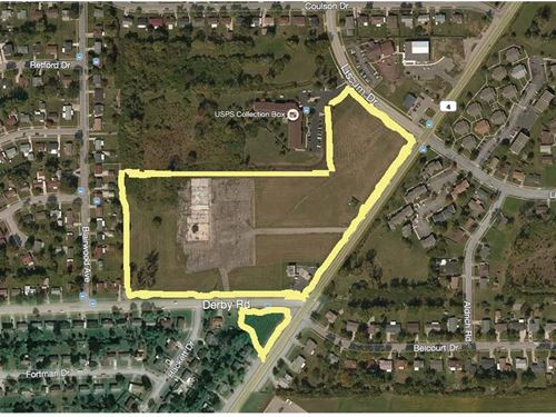 Ready For Commercial Development : Dayton : Montgomery County : Ohio