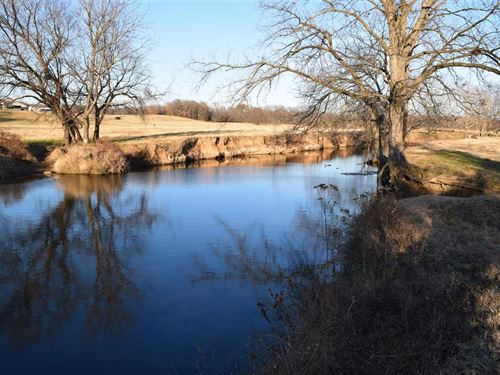 328 +/- Acres : Hulbert : Cherokee County : Oklahoma