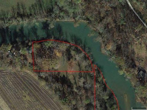 Black River Frontage For Sale 2 Ac : Poplar Bluff : Butler County : Missouri