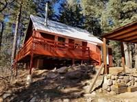 Colorado Cabin For Sale Durango CO : Durango : La Plata County : Colorado