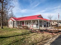 Home on 1.5 Acres For Sale in Harv : Harviell : Butler County : Missouri