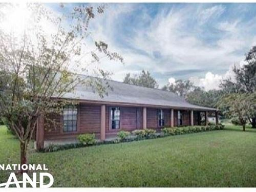 Canton Home + 2Ac : Canton : Madison County : Mississippi