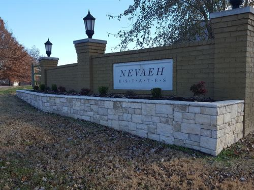 Lot, Nevaeh Subdivision, Cave : Cave Springs : Benton County : Arkansas