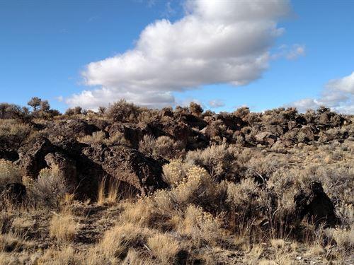 Wagontire Oregon Acreage For Sale : Wagontire : Harney County : Oregon