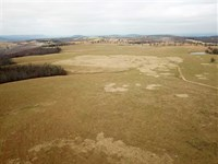 500 Acre Well Maintained Catt : Marshall : Searcy County : Arkansas