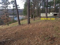 Water, Woods, Rocks And Views : Yellville : Marion County : Arkansas