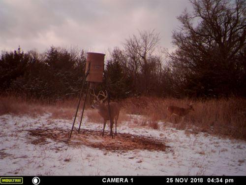 Hunters Land Of Paradise : Murdock : Kingman County : Kansas
