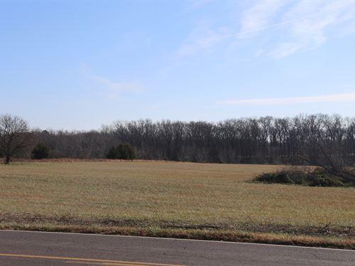 Farm Ground Development Property : Pomona : Howell County : Missouri