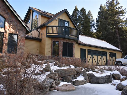 Turkey Creek Getaway : Morrison : Jefferson County : Colorado
