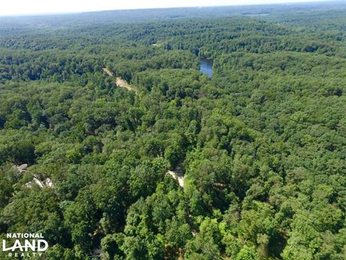 Wooded Home Site Near Brown County : Nashville : Brown County : Indiana