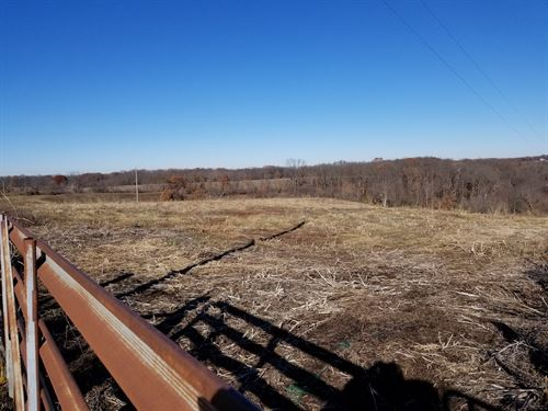 Land, Great Building Site Country : Glasgow : Howard County : Missouri