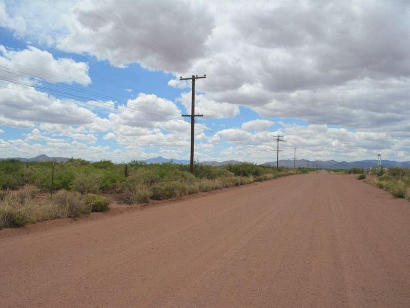 Prime Ranch Land, Lot 3, Lot 1 Sold : Douglas : Cochise County : Arizona