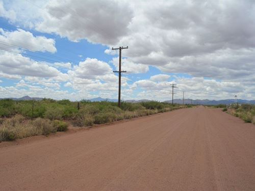 Prime Ranch Land, Lot 3, Lot 1 Sold : Douglas : Cochise County : Arizona