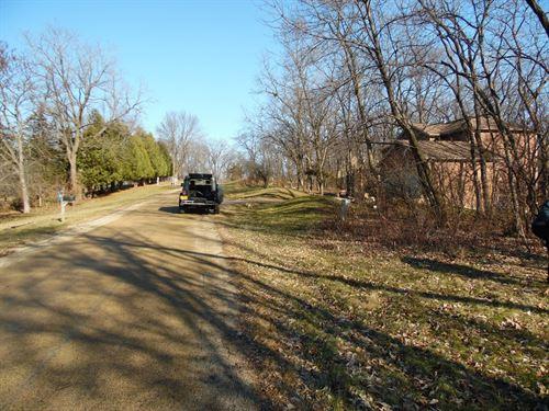 Wood Lot in Galena Territory Resort : Galena : Jo Daviess County : Illinois