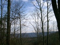 Bluff Lot With Breathtaking Views : Pikeville : Bledsoe County : Tennessee