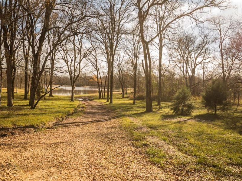 Merida Ranch : Sulphur Bluff : Hopkins County : Texas