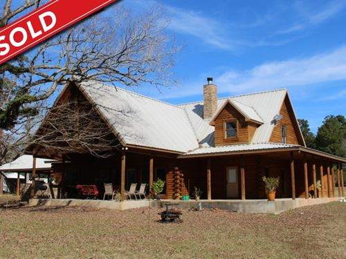 James Farm : Willis : Montgomery County : Texas