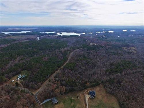 Reduced, 54 Acres of Hunting And : Roxboro : Person County : North Carolina