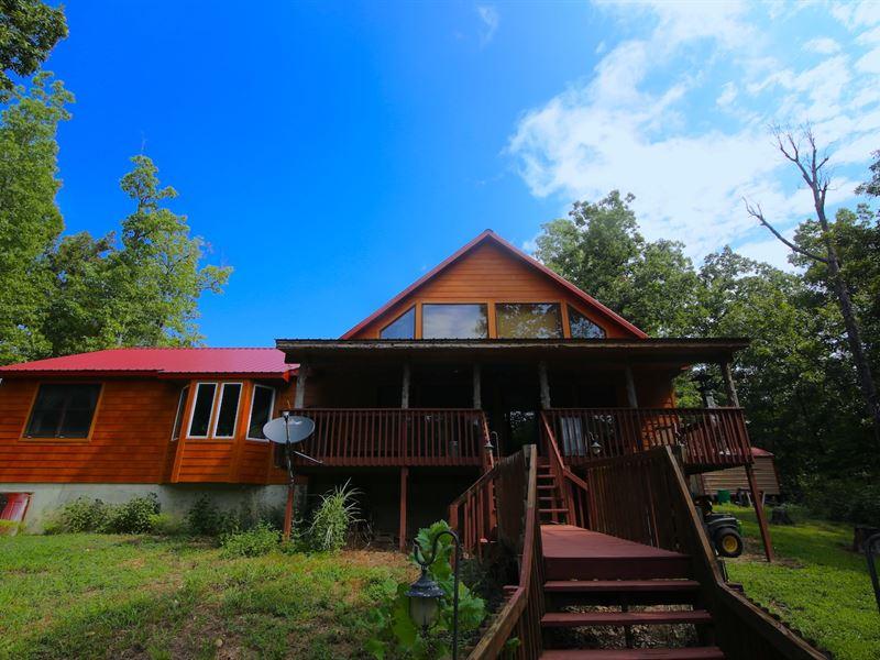 Home in Thayer School District : Thayer : Oregon County : Missouri