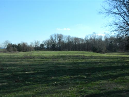 Great Farm With 4 Ponds : Winchester : Franklin County : Tennessee