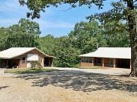 Pocahontas, AR Country Home Acreage : Pocahontas : Randolph County : Arkansas