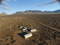 Large Land Parcel Manufactured Home : Deming : Luna County : New Mexico
