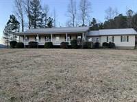 Coleta Valley Home And 3+/- Acres : Talladega : Clay County : Alabama