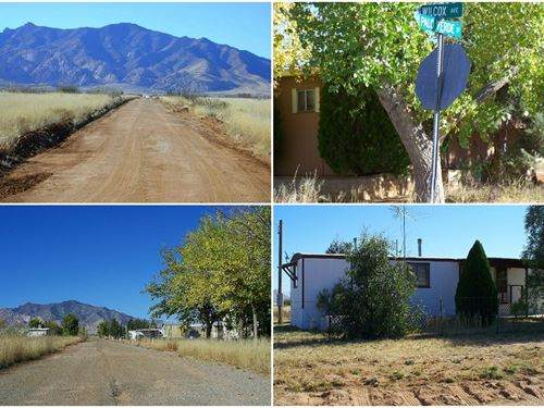 Cochise Stronghold Mobile Estates : Sunsites : Cochise County : Arizona