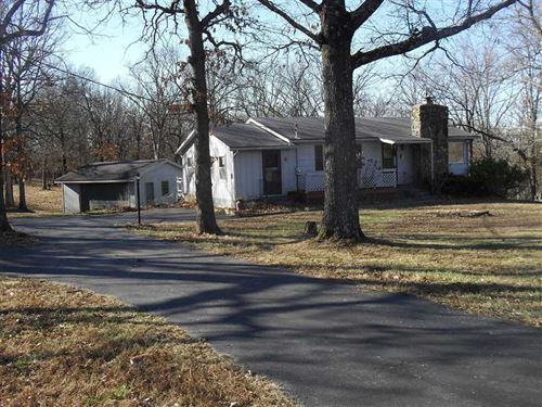 Affordable Country Home, With Low : Warsaw : Benton County : Missouri
