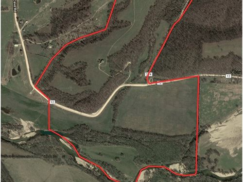 Private Homesites Osage Creek : Siloam Springs : Benton County : Arkansas