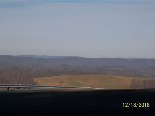 Over 15 Acres Clinch Mountain East : Thorn Hill : Grainger County : Tennessee