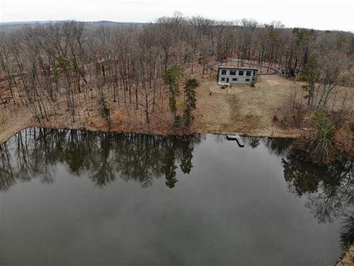 Land For Sale, 22 Acres in Bartho : Columbus : Bartholomew County : Indiana