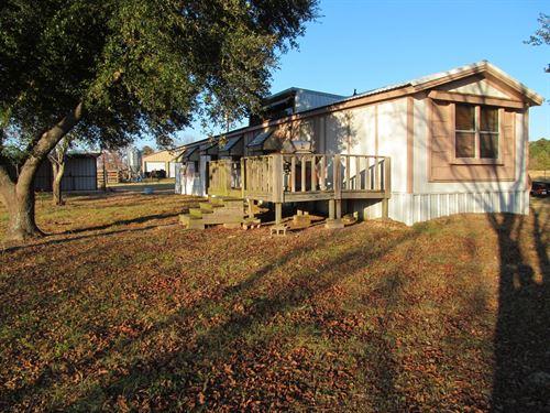 Almost 10 Acres, Wood County Texas : Winnsboro : Wood County : Texas