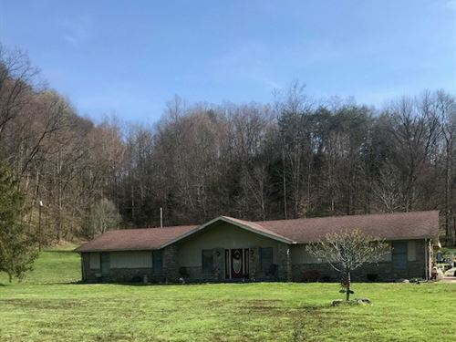 Reduced, Country Home, Garage : Dunnville : Casey County : Kentucky