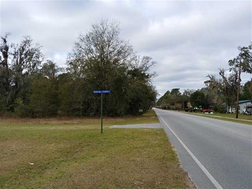 10 Acres of Undeveloped Land in Fo : Folkston : Charlton County : Georgia