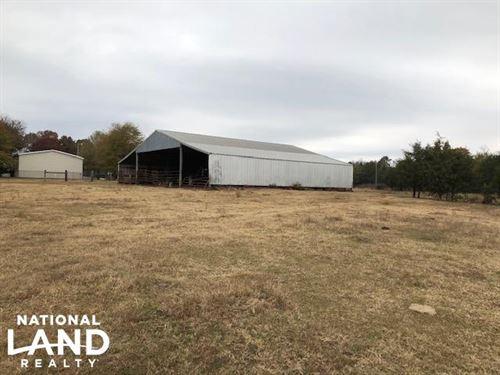 63 Acres Pasture & Home Site Develo : Mount Vernon : White County : Arkansas