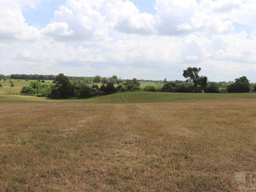 Rural Lot Great Location Van Buren : Keosauqua : Van Buren County : Iowa
