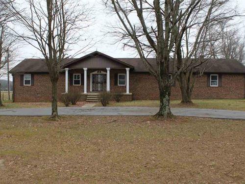 Custom Built Country Home Bowling : Bowling Green : Warren County : Kentucky