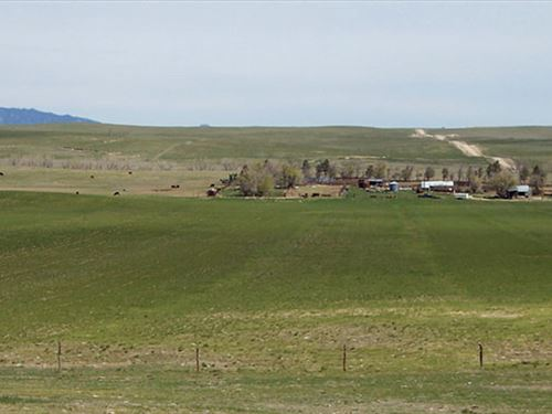 Hiser Ranch : Lingle : Goshen County : Wyoming