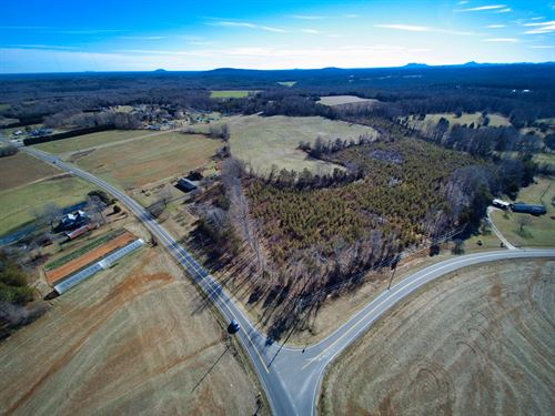 Acreage Near Lincolnton, NC : Lincolnton : Gaston County : North Carolina