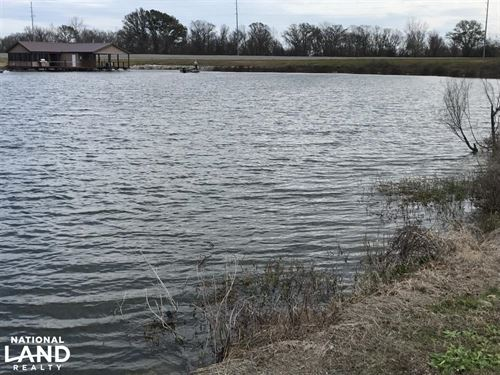 Gorgeous Lot on Poverty Point Reser : Delhi : Richland Parish : Louisiana