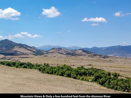 Rv, Mobile Or Tinyhome Property : Capulin : Conejos County : Colorado