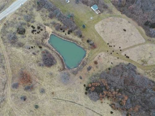 36 Acres M/L Land For Sale in Wape : Ottumwa : Wapello County : Iowa