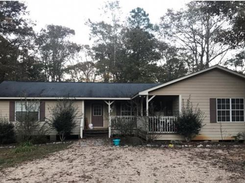 2 Acres With A Home In Franklin Cou : Brookhaven : Franklin County : Mississippi