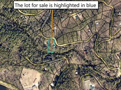 .63 Acre Lot For Only $5999 : Ellijay : Gilmer County : Georgia