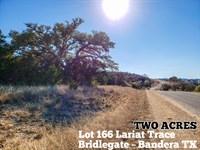 2.01 Acres In Bandera County : Bandera : Bandera County : Texas